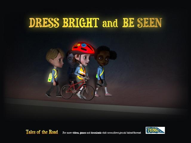 Будь заметен на дороге